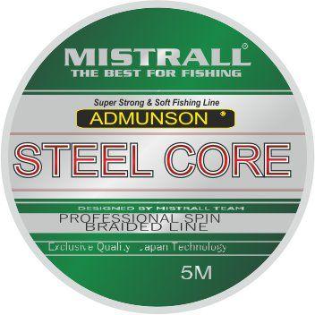 ADMUNSON STEEL CORE   5mt   0,18
