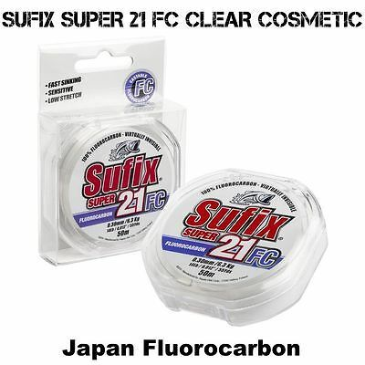 SUFIX 21FC CLEAR COSMETIC 0.25  50mt